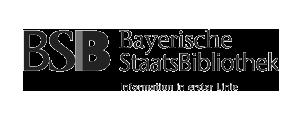 Bayerische Staatsbibliothek, Munich