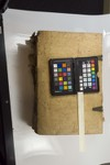 Bottom Cover with ColorChecker