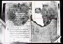 Amorgos_MS_64_parchment_frag_legible_direction_at_the_end_of_the_main_MS