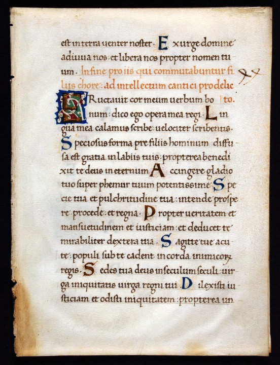 f. 1 recto